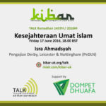 talk_isra_kesejahteraan umat islam
